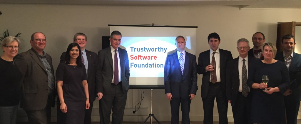 Trusted Software Foundation Launch