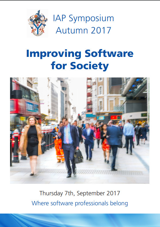 Improving Software for Society