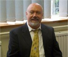 Head and shoulders of Paul Lynham